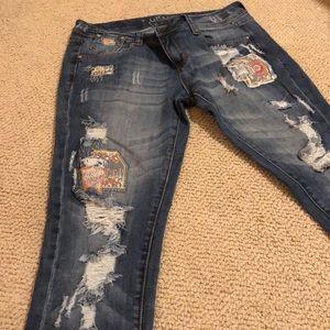 Like new GRACE in LA denim jeans